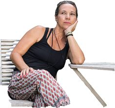 Wellknown yoga teacher Patricia Jacobsen, yoga in dubai,