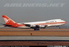 Boeing 747-238B aircraft picture