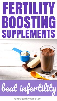 For your body to grow another human, it needs to be healthy. If you are struggling to get pregnant, or just want to prepare your body for pregnancy the best way that you can, here are the most important and most effective fertility boosting supplements and herbs.