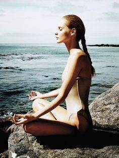 ☆I LOVE MEDITATION, ☆ but this article is noteworthy! ~ Mel