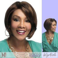 Vivica A. Fox - HAYDEN-V - Heat Resistant Fiber Lace Front Wig