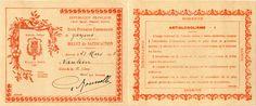 Billet de satisfaction - Ville de Paris - Parmi les épines, des fleurs - 1908 (from http://souvenirsdecole.com/picture?/154)