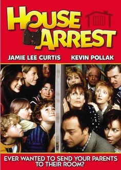 House Arrest - 1996. Loved this movie as a kid