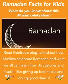 In 2021, Ramadan is from Monday, 14th April until Tuesday, 11th May. What do you know about this celebration? Find out what Muslims do during the month of Ramadan, and why, by reading PlanBee's Ramadan Facts for Kids!