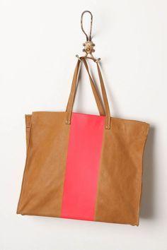 e54f2dc62294 Hot Streak Tote Cute Tote Bags, School Bags, Anthropologie, Clare Vivier, My