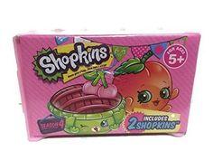 Shopkins Easter Basket Stuffers Exclusive Original Season Mystery Basket Fan Toy #Shopkins