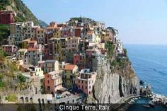 Cinque comprises 5 small coastal villages of Riomaggiore, Manarola, Corniglia, Vernazza, Monterosso located in the region of Liguria in the province of La Spezia, Italy.