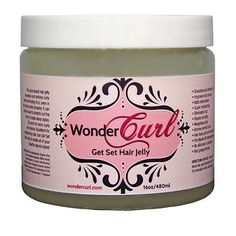 Wonder Curl Get Set Hair Jelly | 13 Curl-Defining Products For Natural Hair That Actually Work