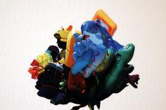 """Fior di Pelle"" (part.) - fine art digital print, salt; (foto Roberta Filippelli)"