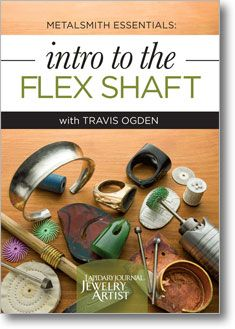 Expand your knowledge with detailed jewelry making instructions for everything from maintaining the flex shaft to grinding, sanding, finishing and polishing your designs in metal, stone or wax. $29.95 #NewYou