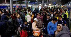Focus.de - Verschwunden! Flüchtlingszüge leeren sich auf Fahrt durch Deutschland