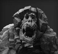 Monkey Mountain, Soltus Kirill on ArtStation at https://www.artstation.com/artwork/DGZ0O
