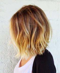 30 Wirklich Stilvolle Farbe Ideen für Kurze Haare // #Farbe #für #Haare #Ideen #kurze #Stilvolle #Wirklich