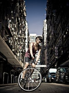 Hong Kong Style #fixie #bicycle