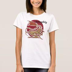Shop Naughty Demoness T-Shirt created by moonduster. Shirt Style, Your Style, Shirt Designs, Mens Tops, T Shirt, Women, Fashion, Supreme T Shirt, Moda