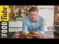 Lemon Chicken with Smashed Sweet Potato | Jamie Oliver - YouTube