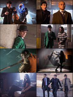 """ffaupdates: """" Site Update: Gotham - Episodes 3.21 & 3.22 [30 HQ Tagless Stills] Please consider a reblog to help spread awareness of our galleries. """""""