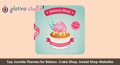 Top Joomla Themes for Bakery, Cake Shop, Sweet Shop Websites #Joomla #Templates #Bakery #SweetShop #CakeShop #FoodStore
