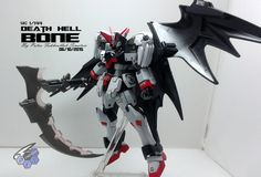 Custom Build: 1/144 Death Hell Bone - Gundam Kits Collection News and Reviews