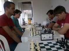 XADREZ DE AÇU: 2º Mem. Botvinnik, Torneio Principal