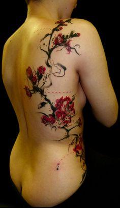Ania Jalosinska tattoo