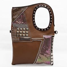 Gotta love Nicole Lee handbags