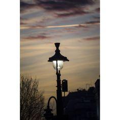 Light at dusk #London #photooftheday #photography #sky #city #urban