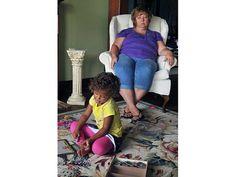 Parents' deportation lands some children in foster homes...