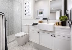 BATHROOM - Symphony Executive with Aspire Facade on Display at Emerald Hills New Home Builders, New Home Designs, Facade, Emerald, Bathrooms, New Homes, House Design, Display, New House Designs