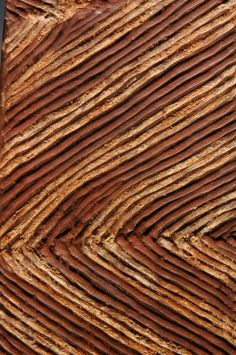 Australian Wunda Shield * See More texture inspirations at http://www.brabbu.com/en/inspiration-and-ideas/ #LivingRoomFurniture #LivingRoomSets #ModernHomeDécor
