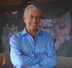 Mario Vargas Llosa, Literature Nobel Prize, 2010