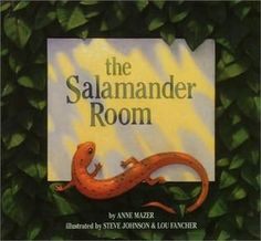 The Teaching Thief: Visualizing Beyond the Text with Salamanders!