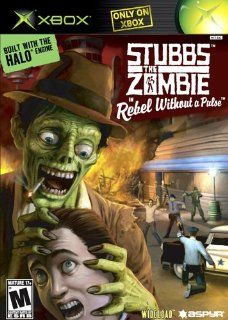 Stubbs The Zombie in Rebel Without a Pulse - Action Adventure - Xbox Box Art Playstation, Xbox 360, Video Game News, Video Games, Stubbs The Zombie, Best Zombie, Game Guide, Xbox Games, Best Games