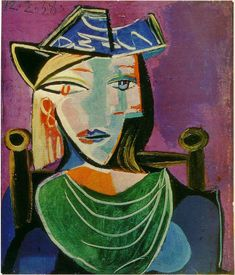 Picasso Abstract Paintings | Abstract painting 25 - Pablo-Picasso-0052 - $76.00,China oil painting ...