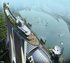 Marina Bay Resort, Singapur