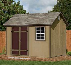 costco shed · Wood Storage ... & Everton 8u0027 x 12u0027 Deluxe Wood Storage Shed from Costco $1199 ...