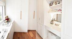 Design e execução de móveis personalizados dá toque pessoal na decoração dos…