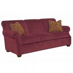 Kincaid Furniture Upholstery Lynchburg Sofa 814 86