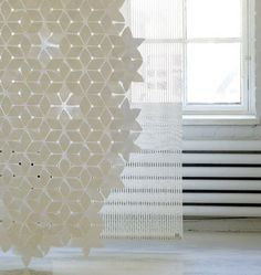 Translucent Room Dividers