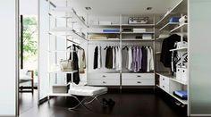 6x inspiratie en tips voor een georganiseerde en stijlvolle inloopkast - Roomed