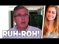 Iraq War's Latest Victim? Jeb Bush & Yes, It's A Clusterf*ck - YouTube