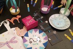 Animation anniversaire enfant poterie