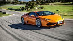 Lamborghini's Huracan Marries High Speed With High Design - MensJournal.com