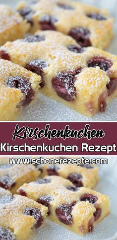 Cherry Cake Recipe - Quick and Easy Cake Kirschenkuchen Rezept – Schnelle und Einfache Kuchen Rezepte Cherry Cake Recipe – Cherry Cake is a simple recipe for fruity cakes, just try it out. Quick and easy cake recipes. Cherry Cake Recipe, Low Fat Cake, Coconut Macaroons, Yellow Cake Mixes, Easy Cake Recipes, Food Cakes, Quick Meals, No Bake Cake, How To Make Cake