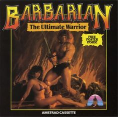 Barbarian - The Ultimate Warrior (Palace Software, 1987)