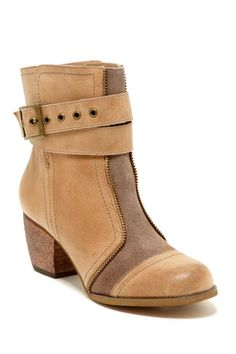 Restricted  Darcey Zipper Boot:: I want one of each!