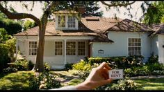 This is the adorable cottage used for Nicole Kidman's house in the Bewitched movie....love it! <3