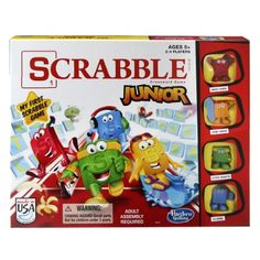 Despicable Me Trouble Game for $7.97   Scrabble Junior on Sale   More Game Deals