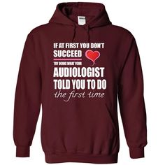 i am a AUDIOLOGIST T-Shirts, Hoodies. SHOPPING NOW ==► https://www.sunfrog.com/LifeStyle/i-am-a-AUDIOLOGIST-3898-Maroon-28855482-Hoodie.html?id=41382
