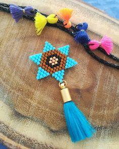 #miyuki#kolye#necklace#miyukiboncuk#bead#boncuk#handmade#elyapimi#jewellery#renkli#colourful#star#yildiz#puskul#instafoto#instagood#moda#trend#fashion#instadaily#design#woman#aksesuar